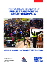 The political economy of public transport in greater Kampala